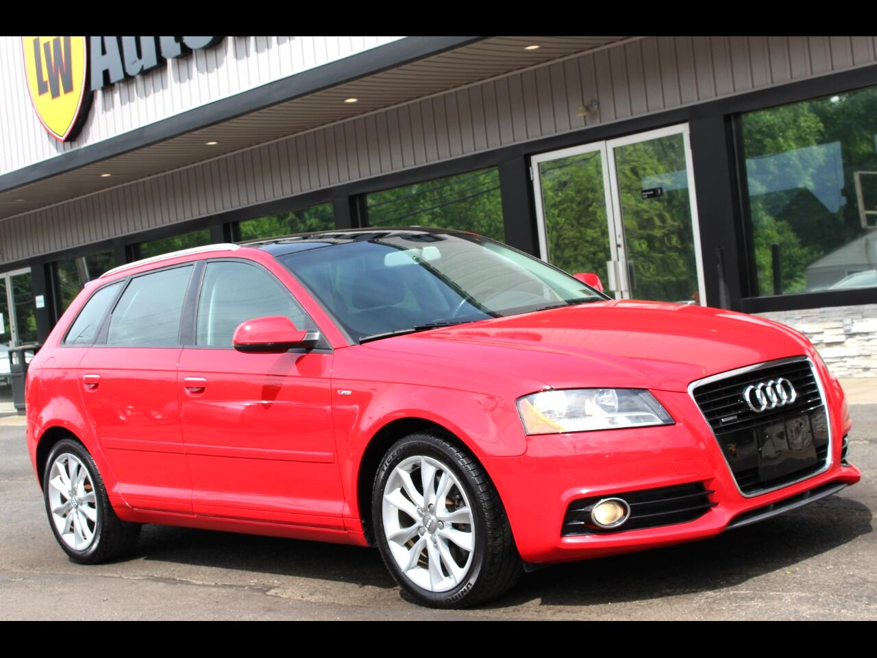 2013 Audi A3 2.0T quattro with S tronic