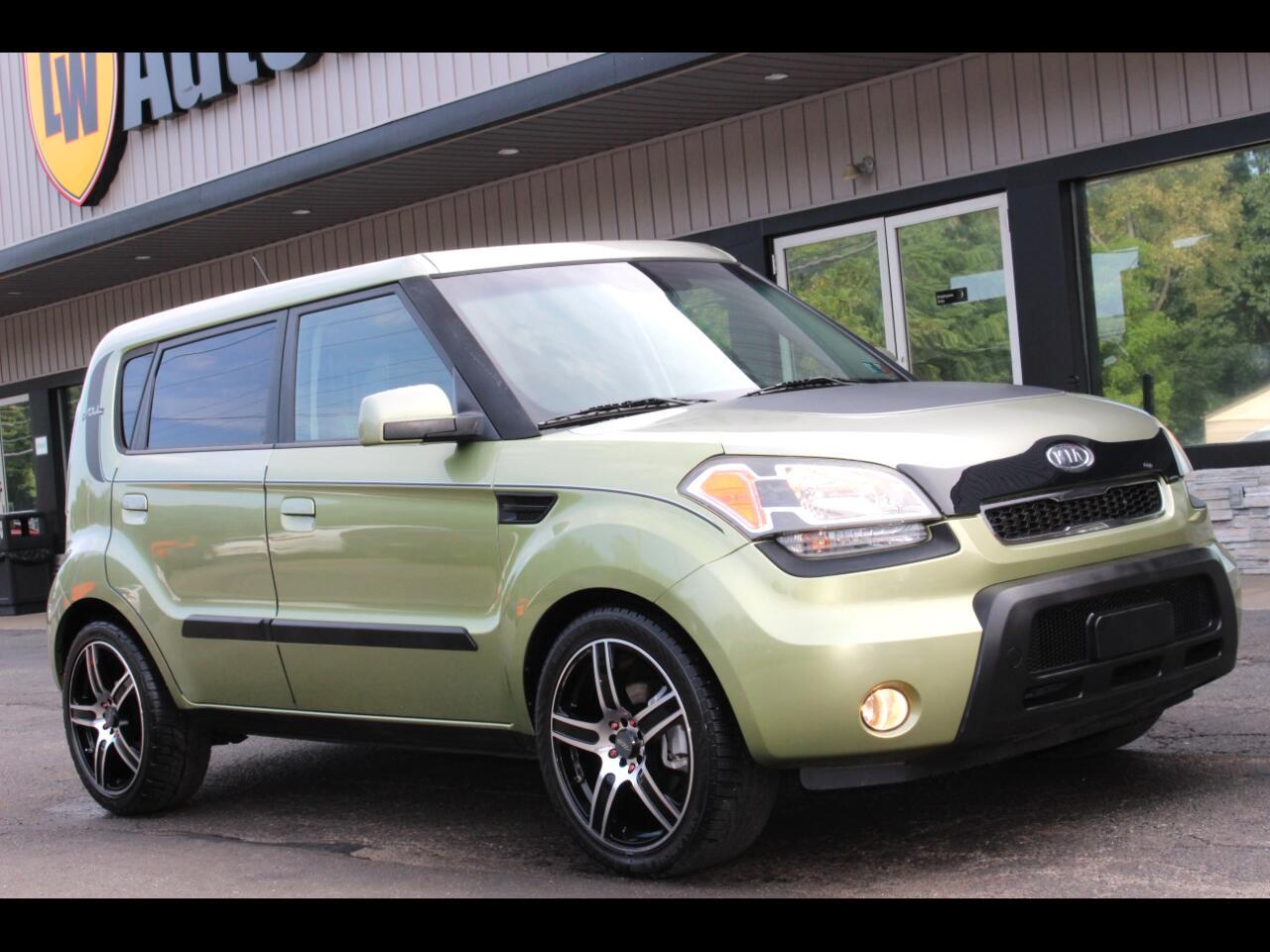 2010 Kia Soul 5dr Wgn Auto !