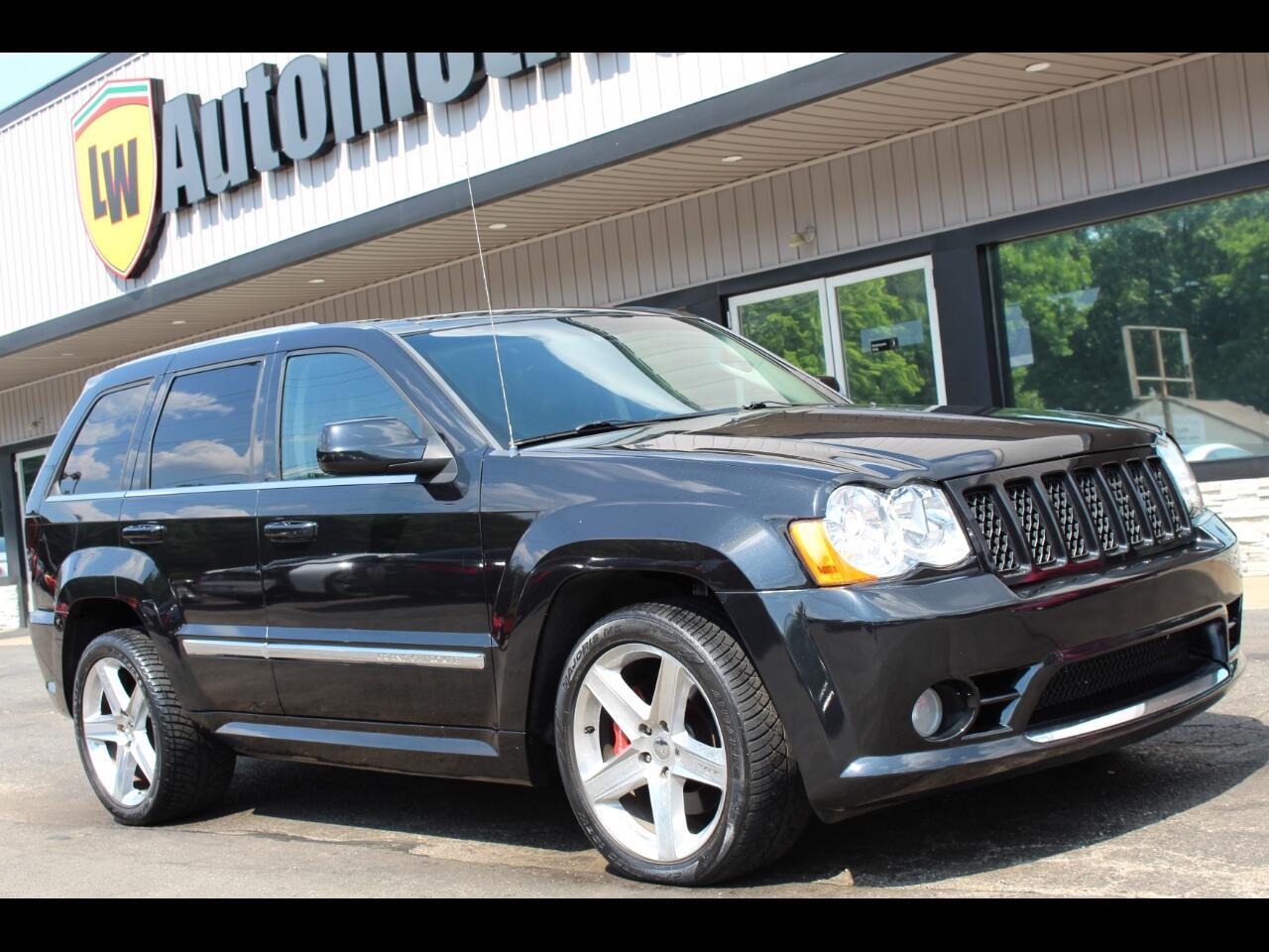 2008 Jeep Grand Cherokee 4WD 4dr SRT-8