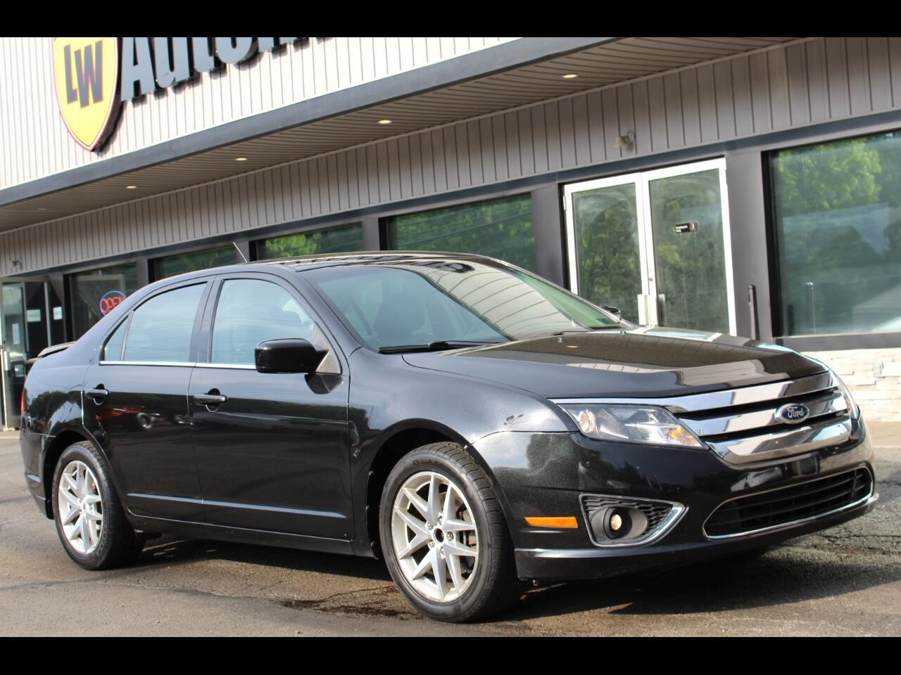 2010 Ford Fusion V6 SEL
