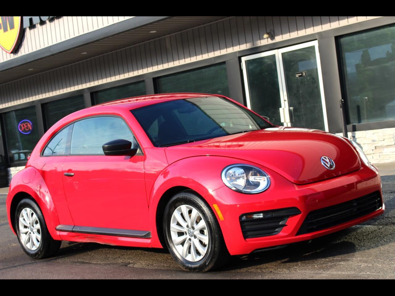 2018 Volkswagen Beetle Coast Auto