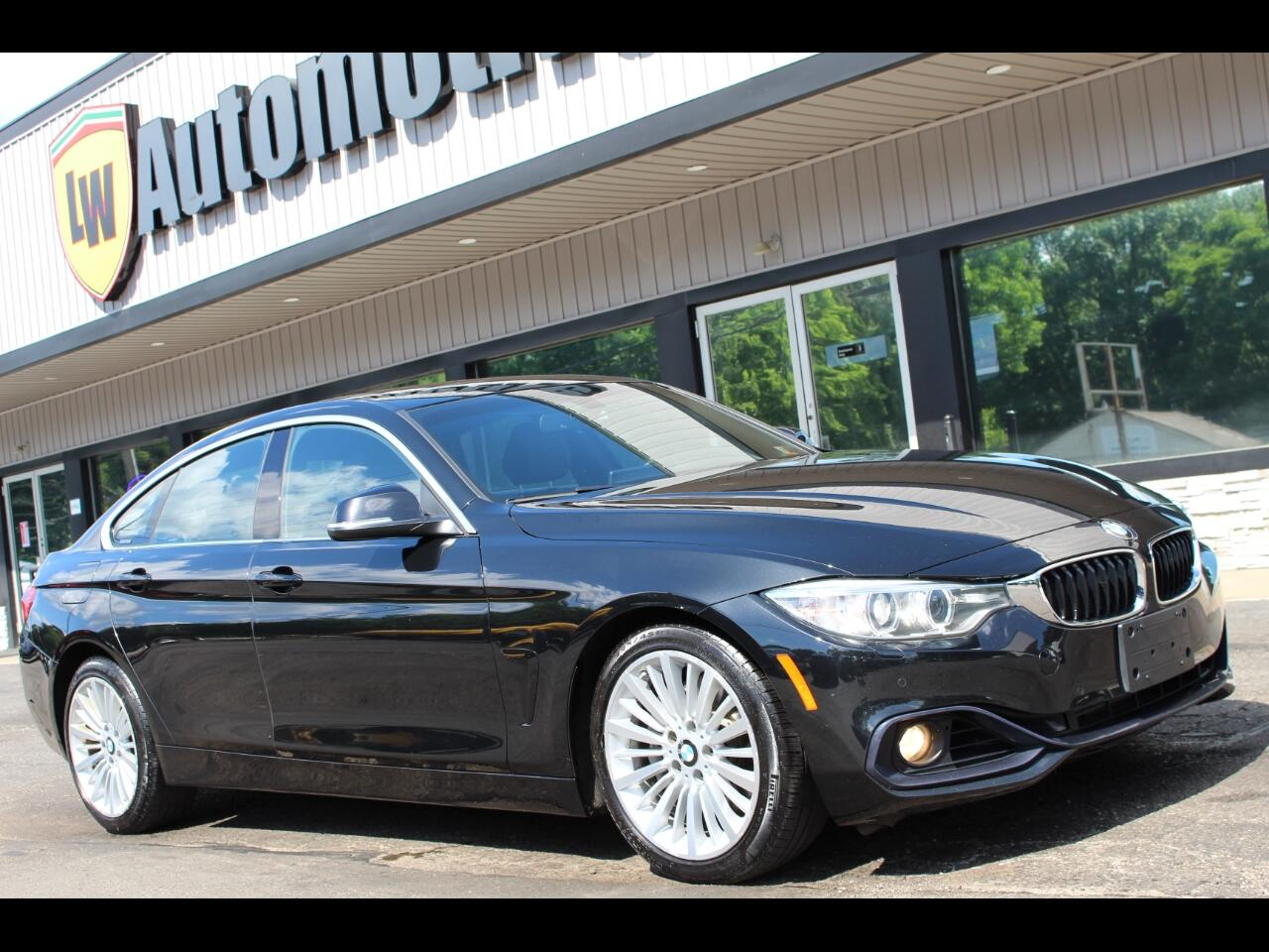 2016 BMW 4-Series Gran Coupe 4dr Sdn 435i xDrive AWD Gran Coupe