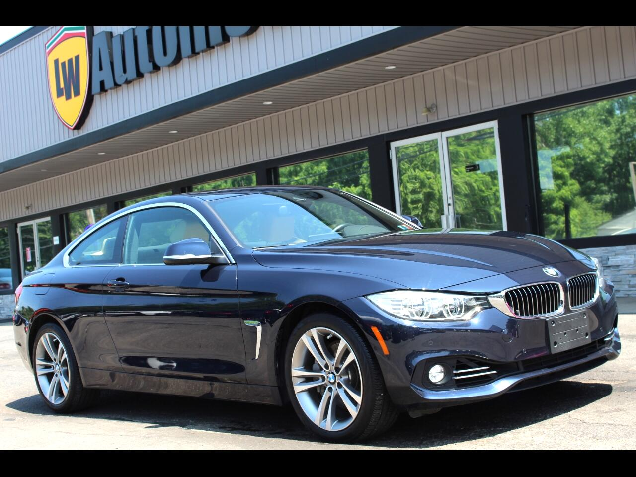 2017 BMW 4-Series 440i xDrive coupe