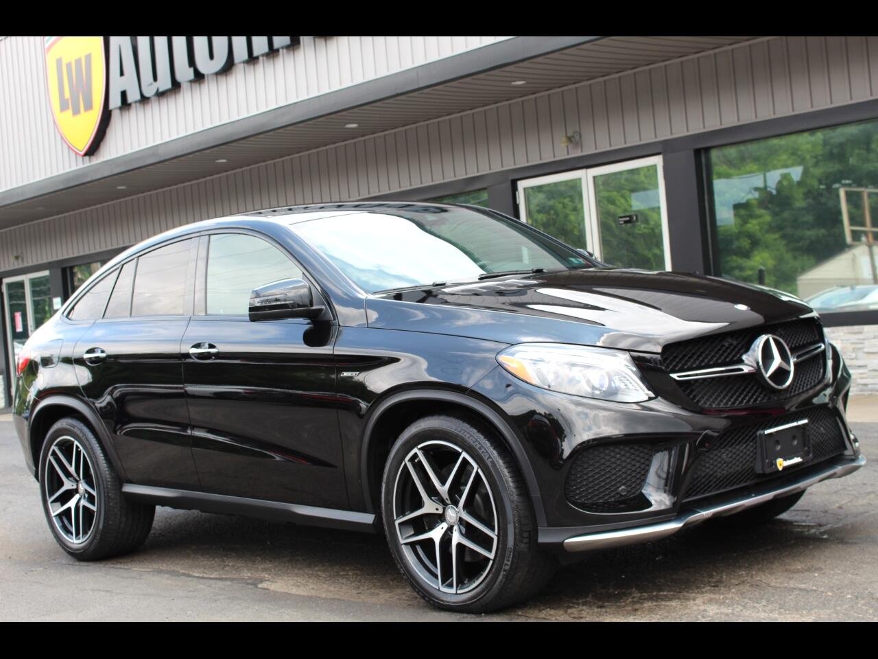 2016 Mercedes-Benz GLE Class AMG GLE450 4MATIC