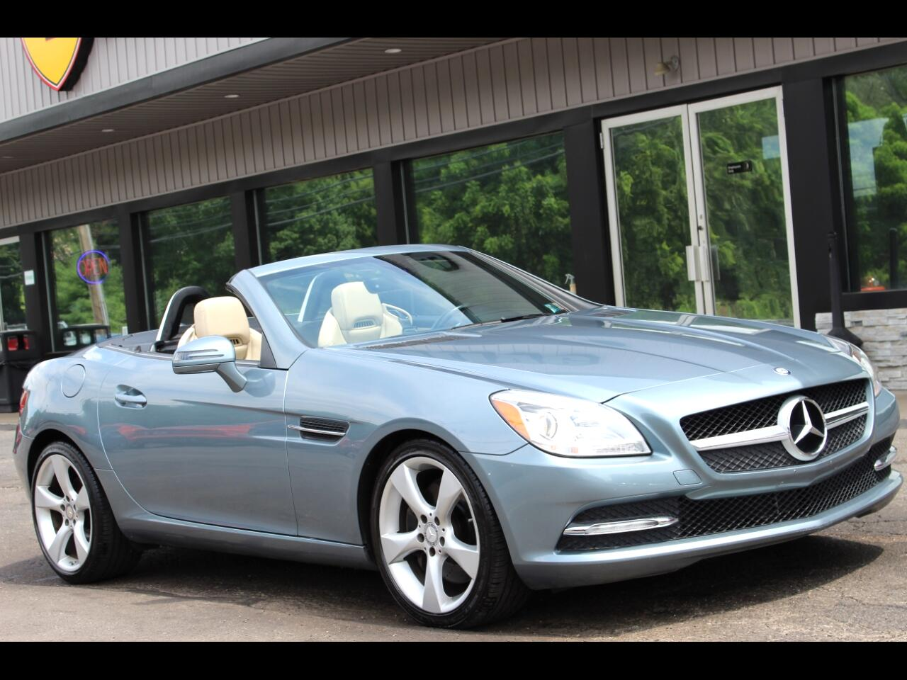 2012 Mercedes-Benz SLK 2dr Roadster SLK 350