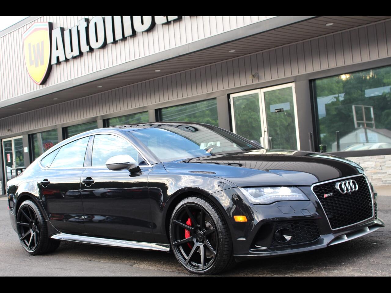 2015 Audi RS 7 4.0 TFSI performance Prestige