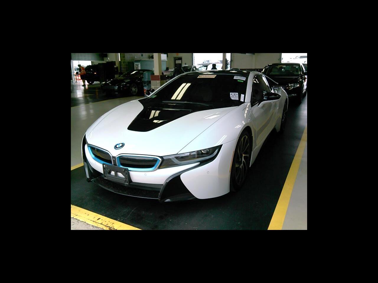 2015 BMW i8 2dr Cpe