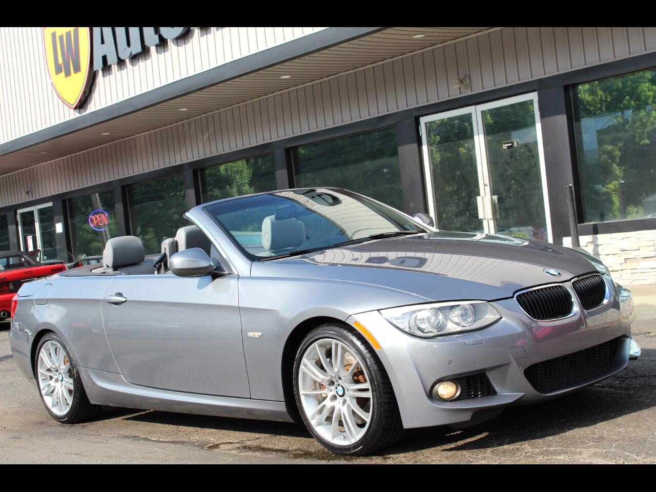 2013 BMW 3-Series 2dr Conv 335i