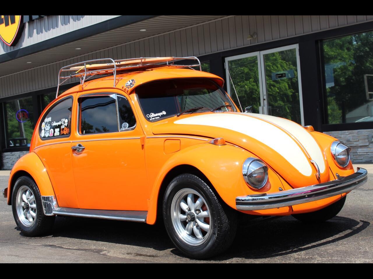 1969 Volkswagen Beetle Coupe