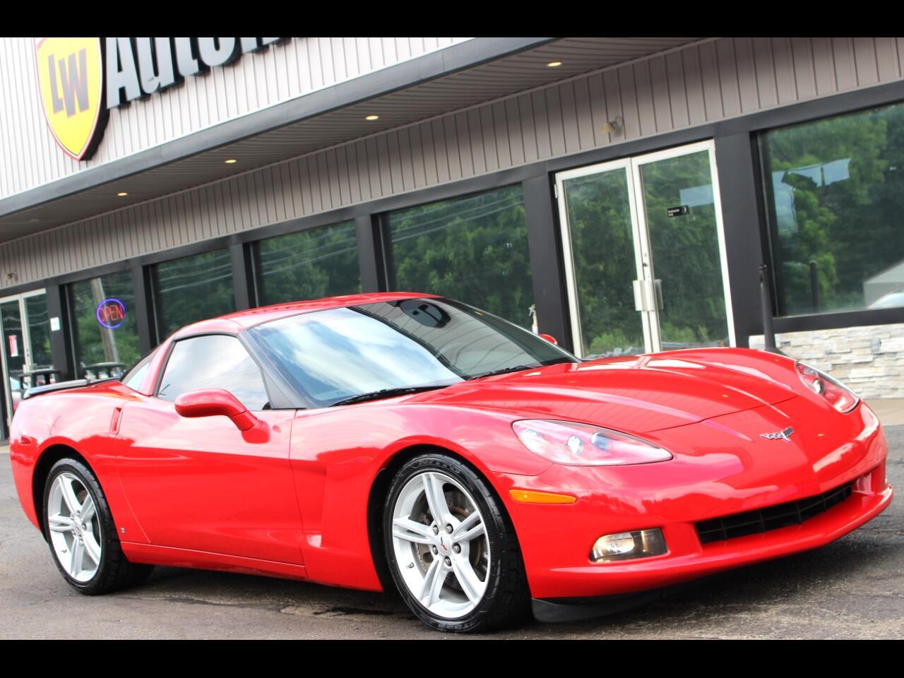 2008 Chevrolet Corvette 2dr Cpe