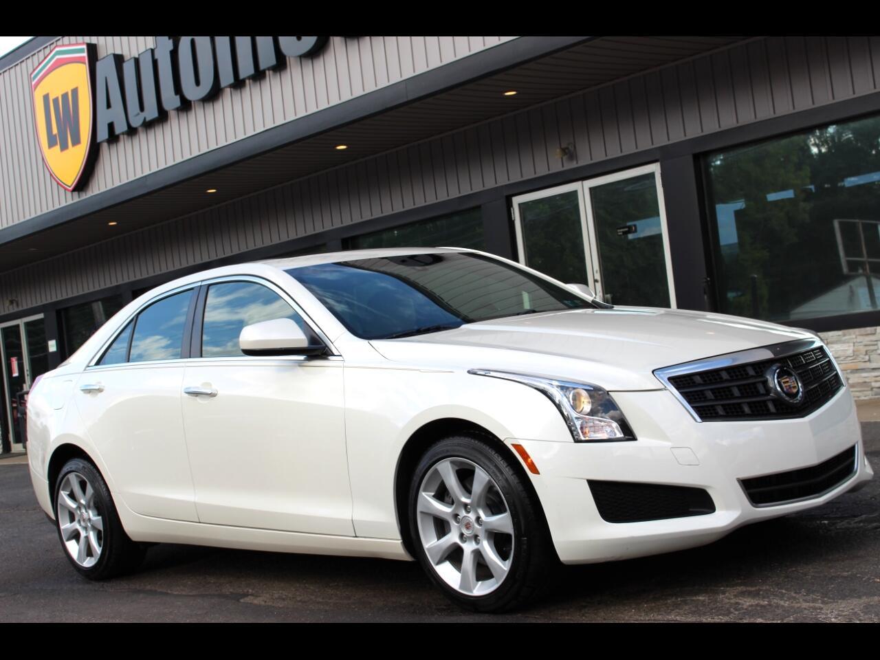 2013 Cadillac ATS 4dr Sdn 2.0L AWD