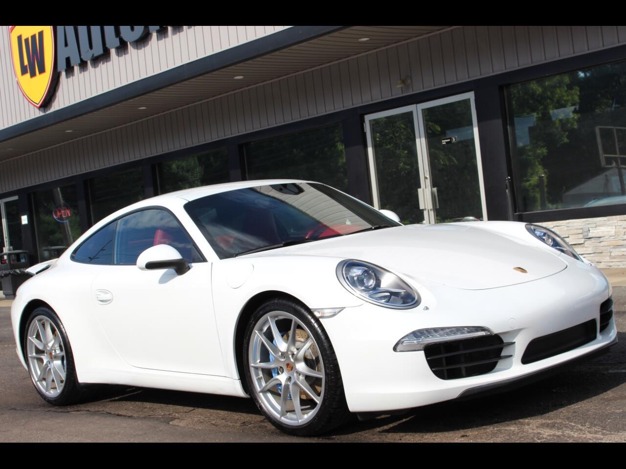 Porsche 911 2dr Cpe Carrera S 2014