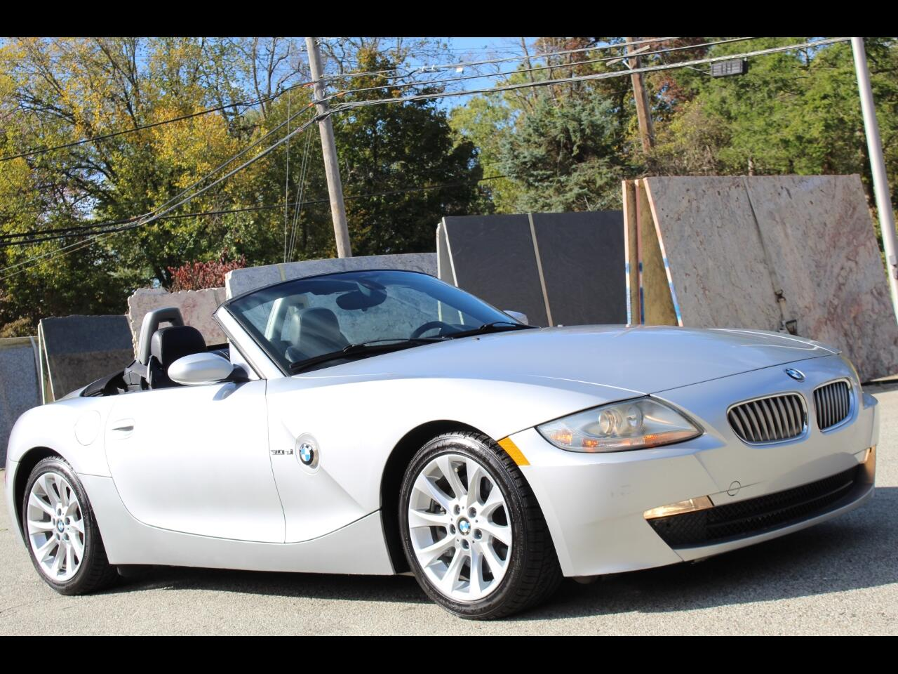 2006 BMW Z4 Z4 2dr Roadster 3.0si