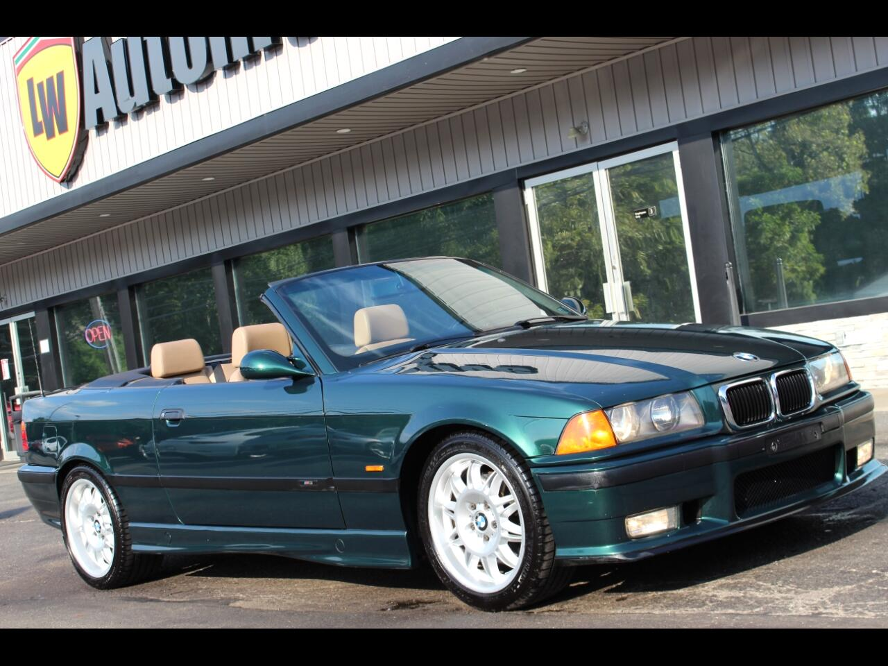 1999 BMW 3 Series M3 2dr Convertible Auto