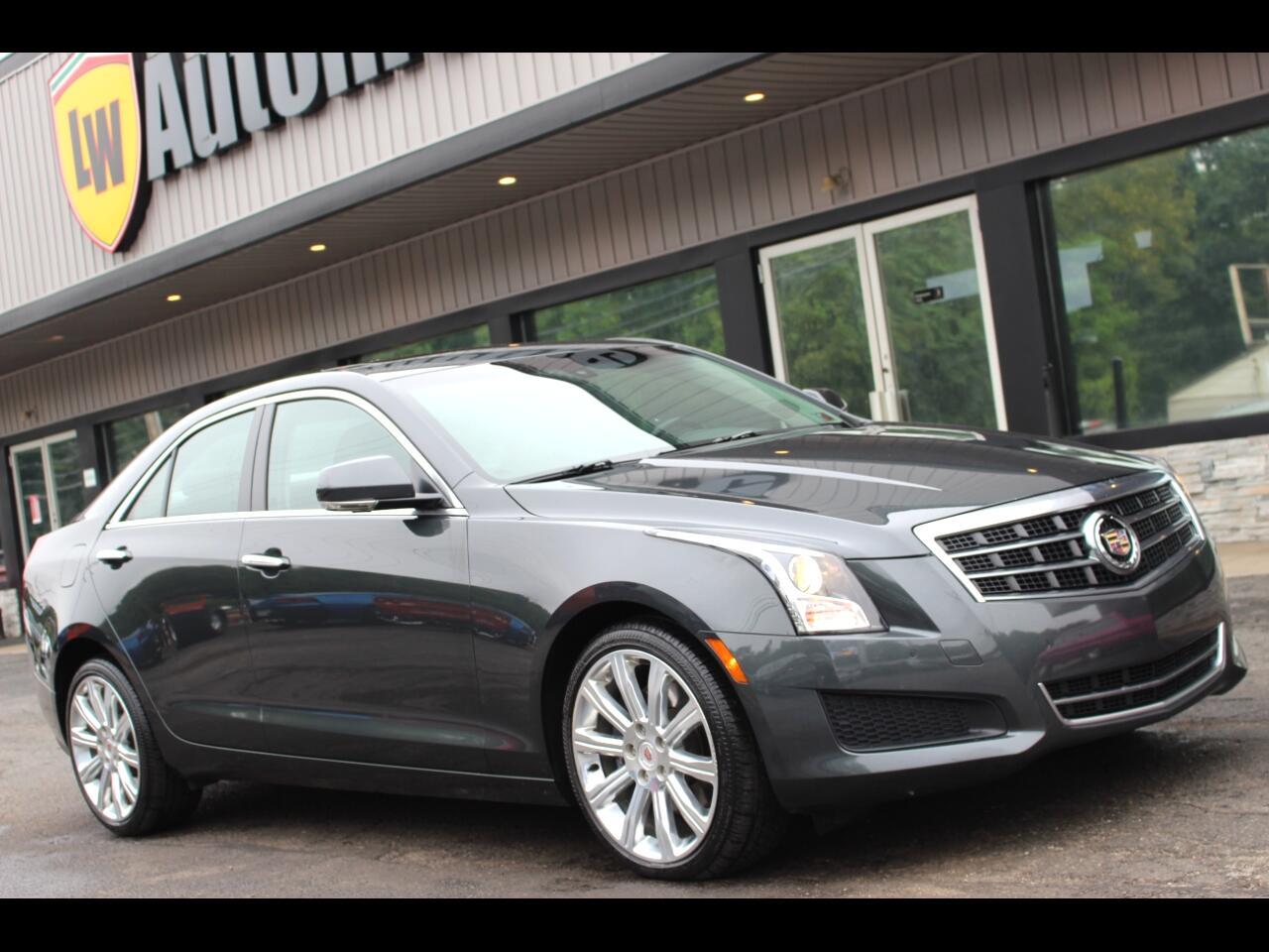 Cadillac ATS 4dr Sdn 3.6L Luxury AWD 2014