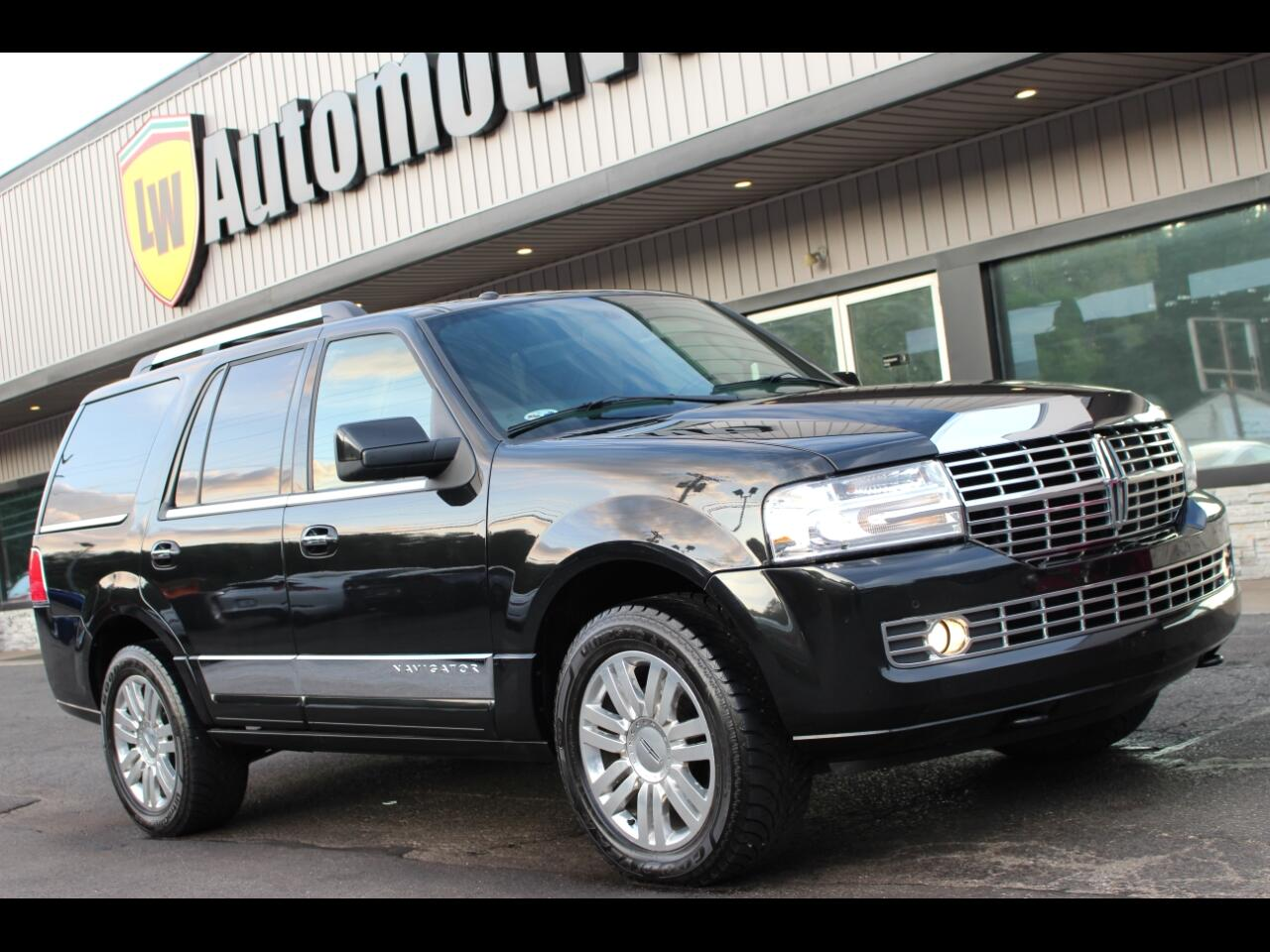 2013 Lincoln Navigator Limited Edition 4WD