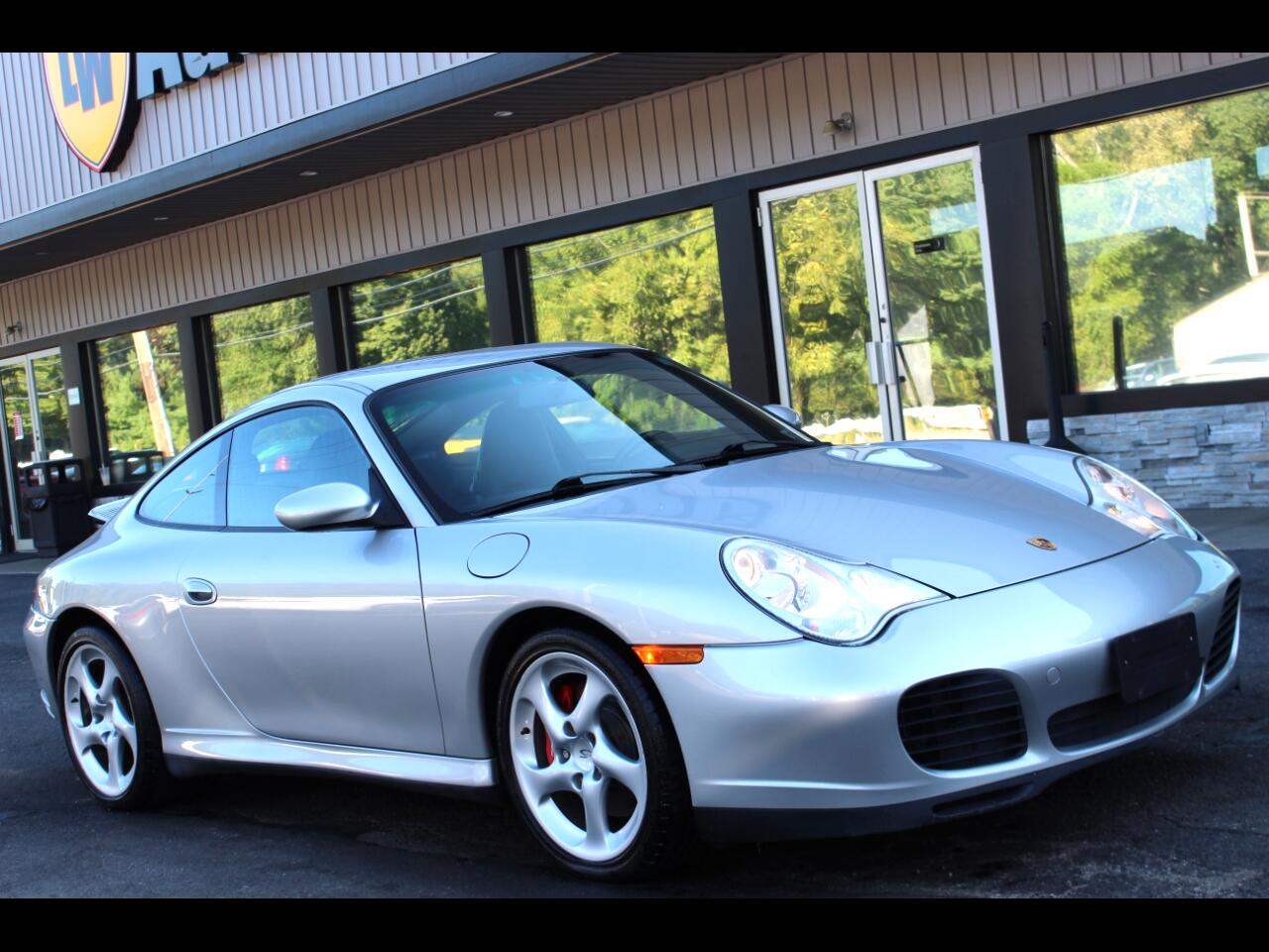 Porsche 911 Carrera 2dr Carrera 4 S Cpe Tiptronic 2002