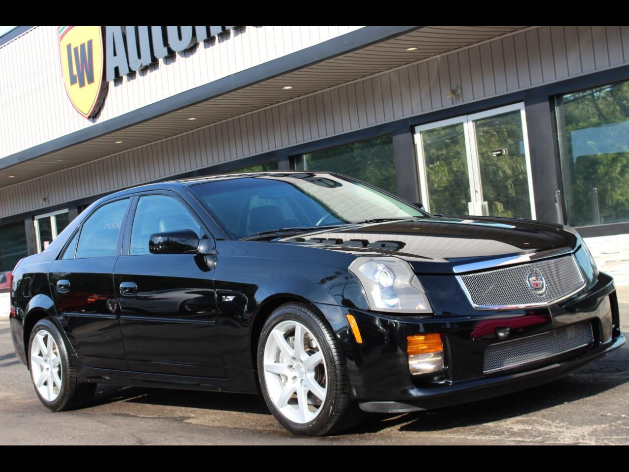 Cadillac CTS-V 4dr Sdn 2005