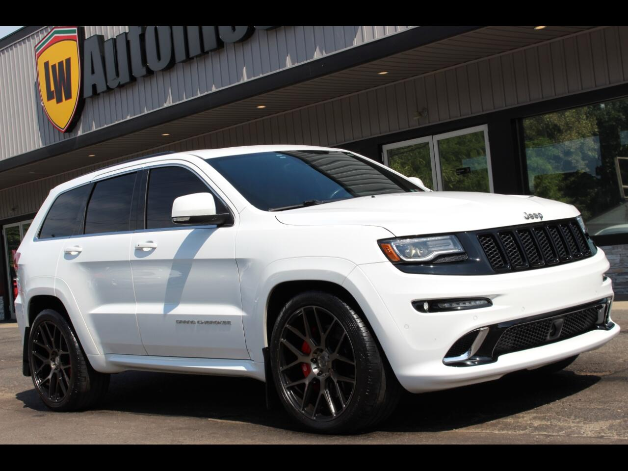 Jeep Grand Cherokee 4dr SRT-8 4WD 2015
