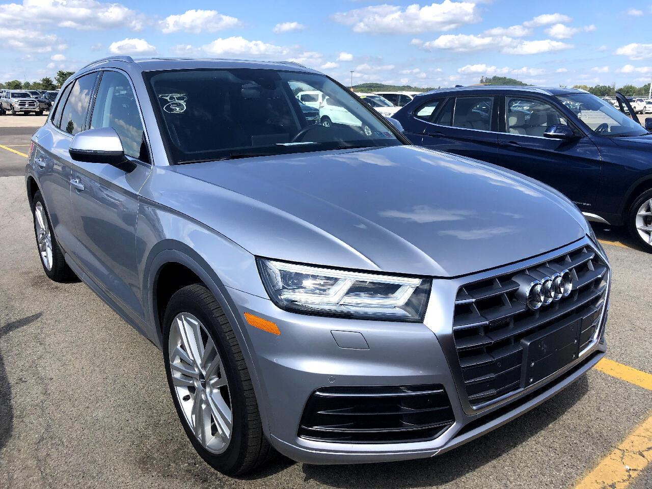 Audi Q5 2.0 TFSI Tech Premium Plus 2018