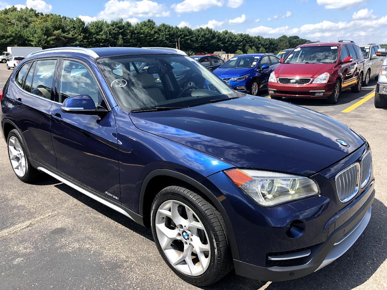 BMW X1 AWD 4dr xDrive35i 2013