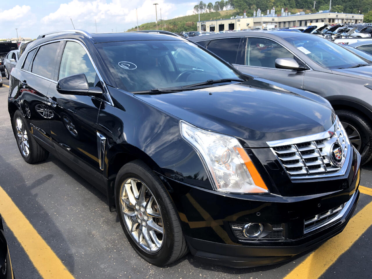 2013 Cadillac SRX AWD 4dr Performance Collection
