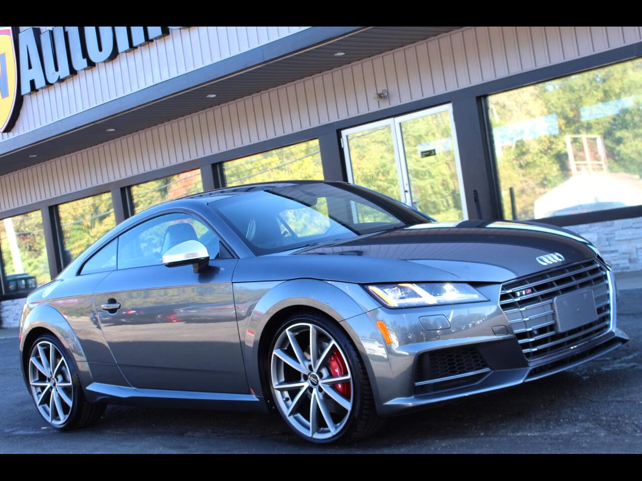Audi TTS 2.0 TFSI 2018