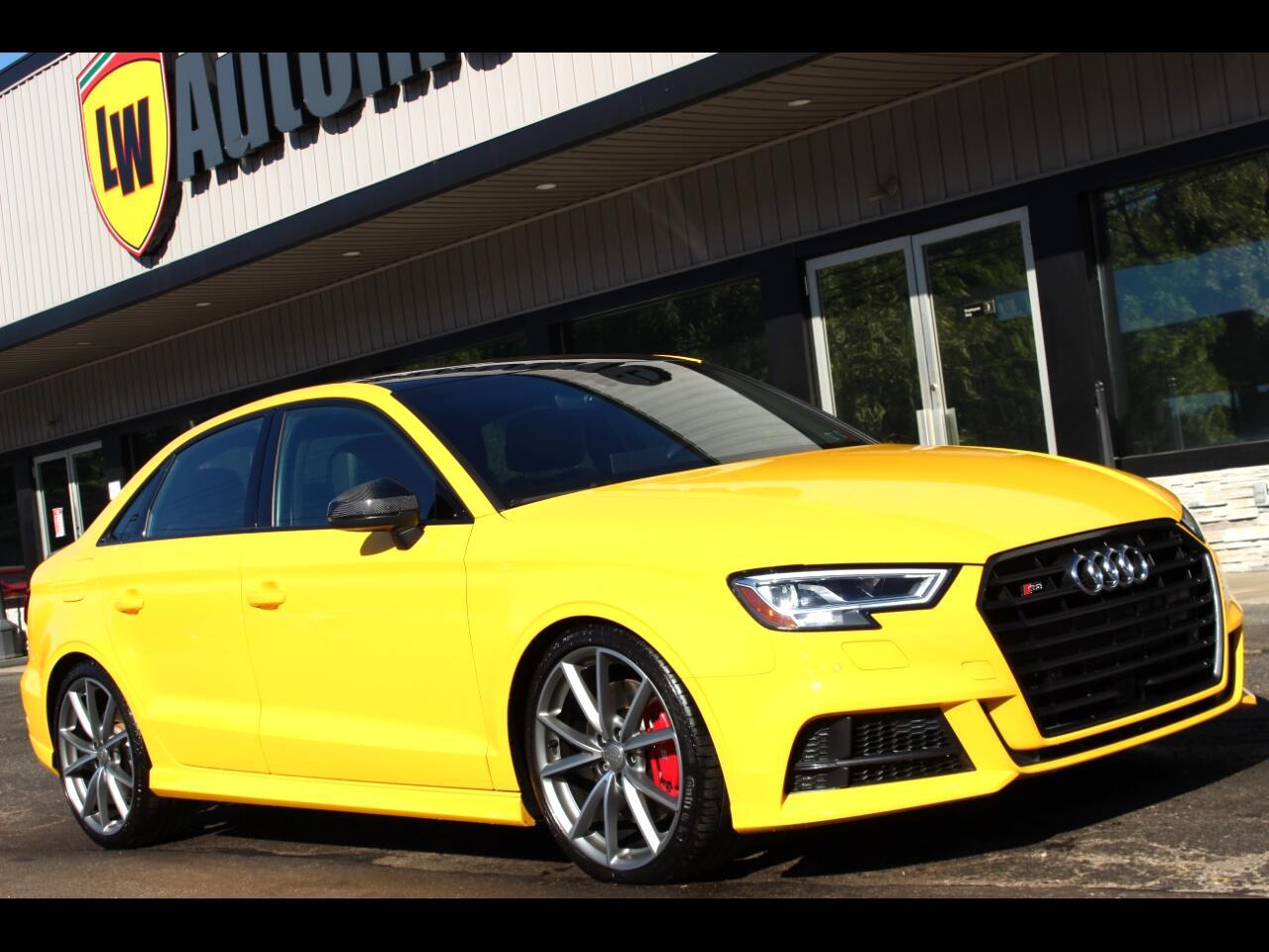 Audi S3 2.0 TFSI Premium Plus 2017