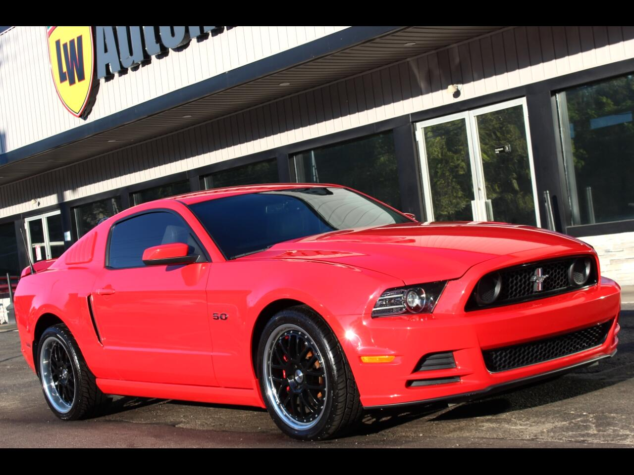 Ford Mustang 2dr Cpe GT Premium 2014