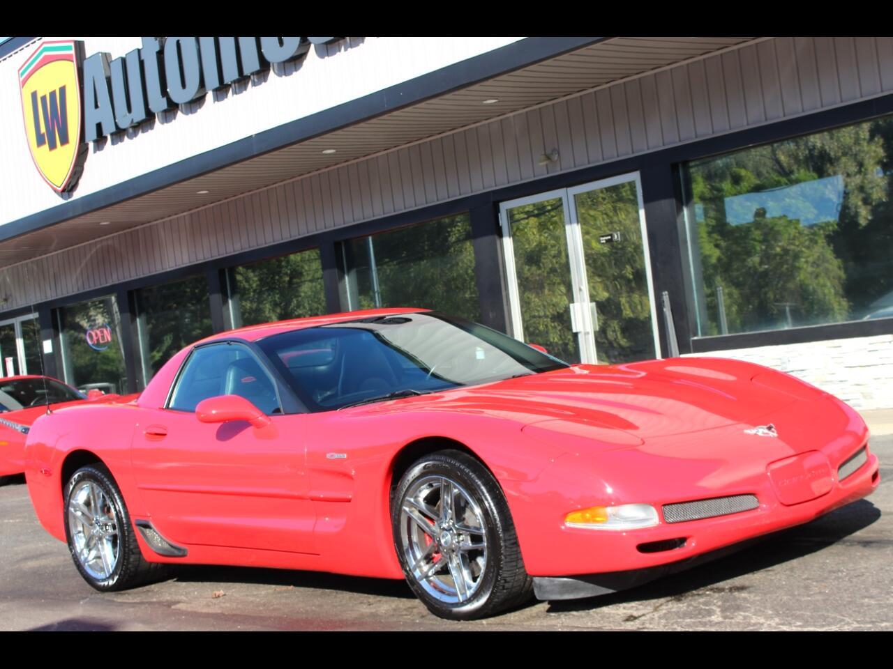 Chevrolet Corvette 2dr Z06 Hardtop 2003