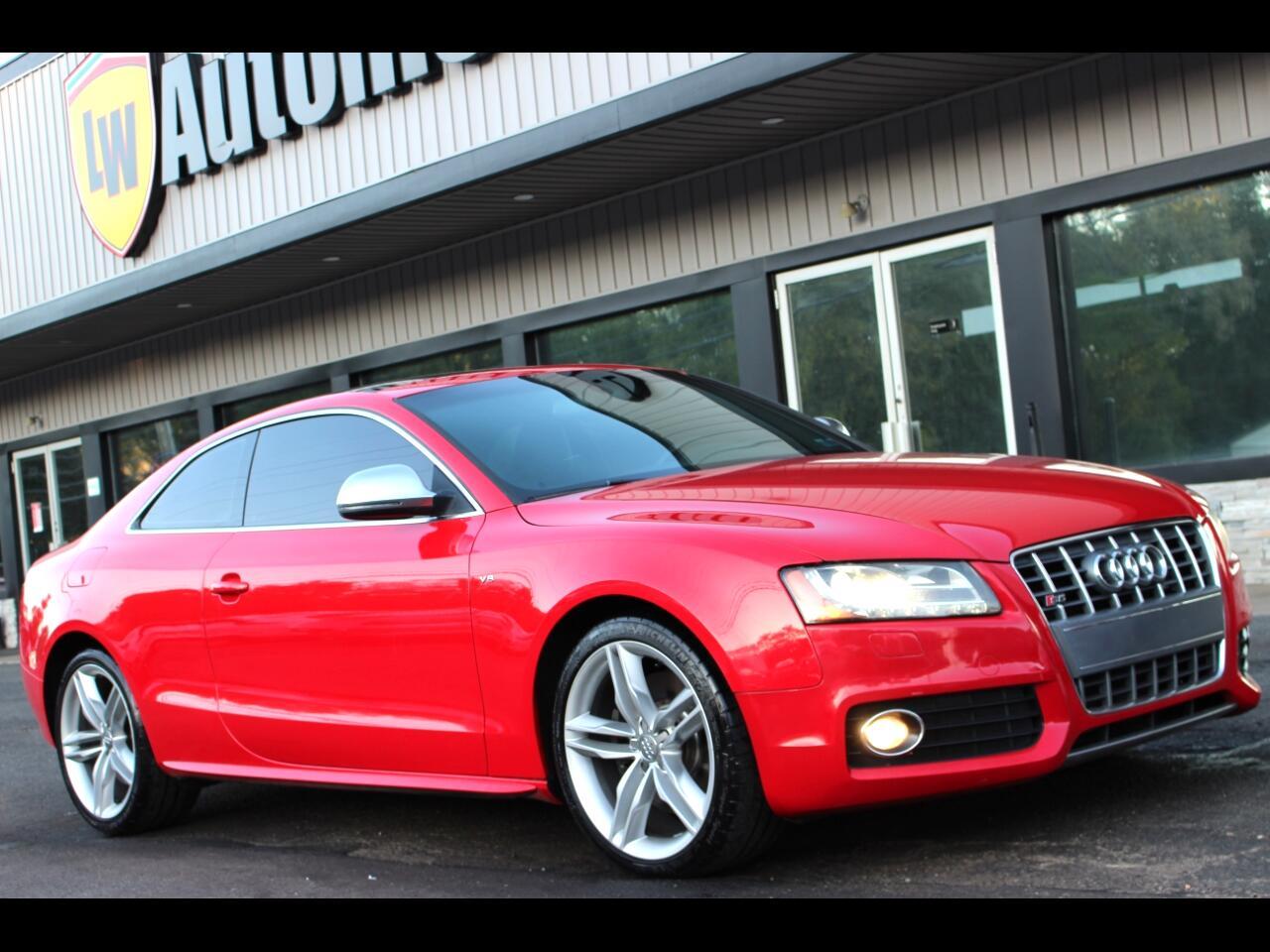 2008 Audi S5 2dr Cpe Man