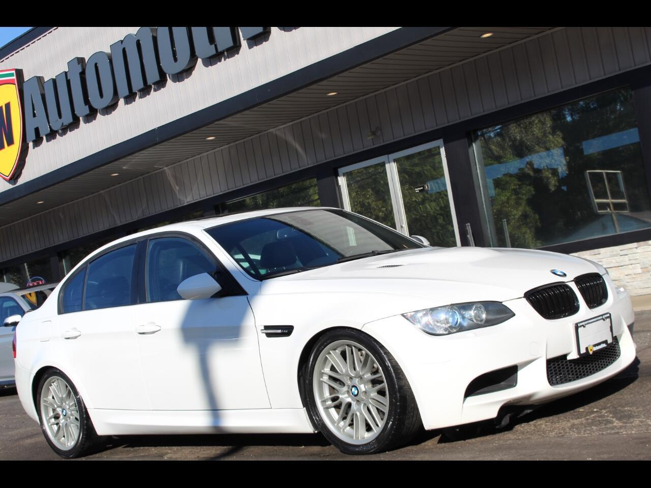 BMW M3 4dr Sdn 2009