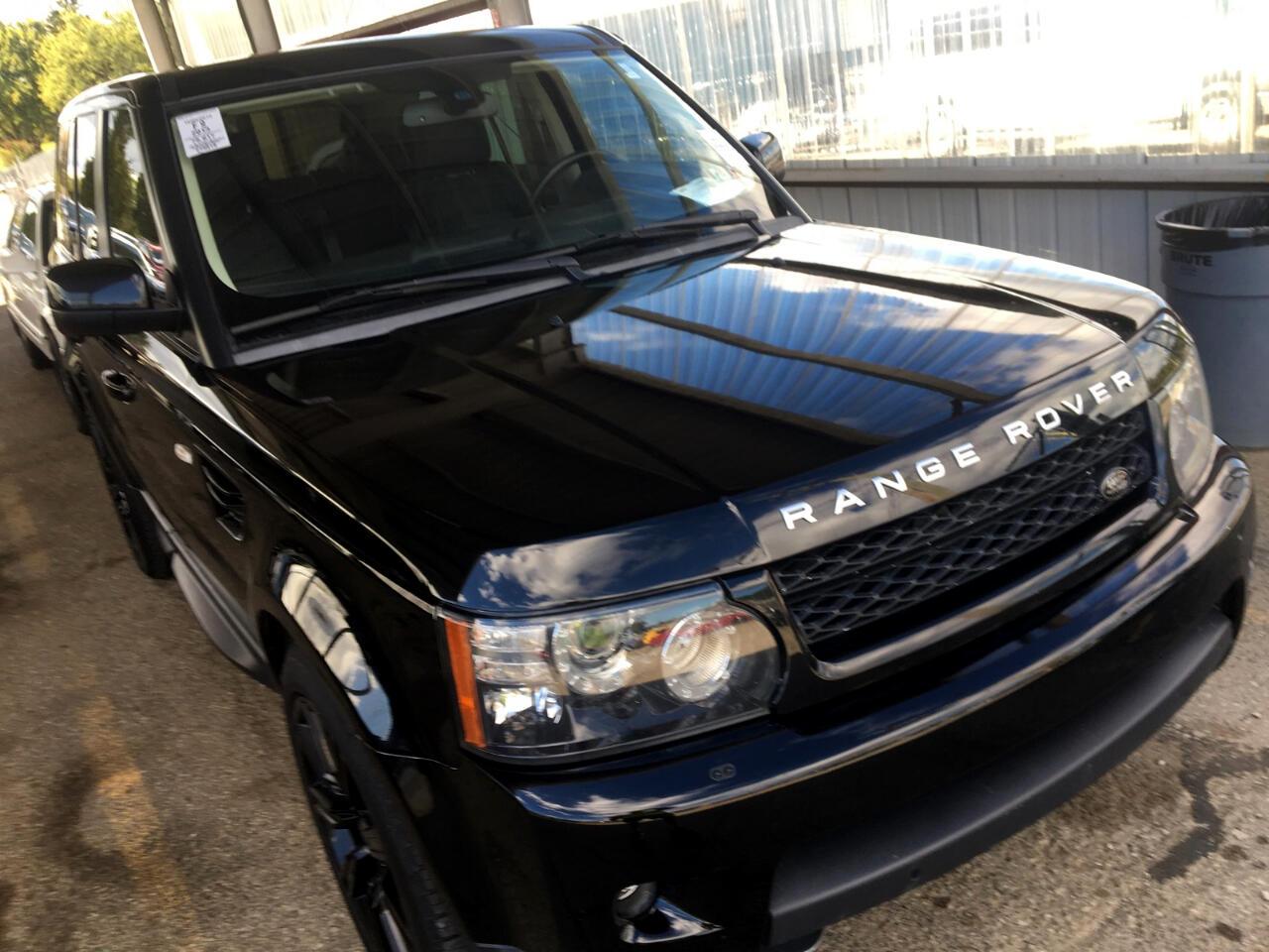 2013 Land Rover Range Rover Sport 4WD 4dr SC