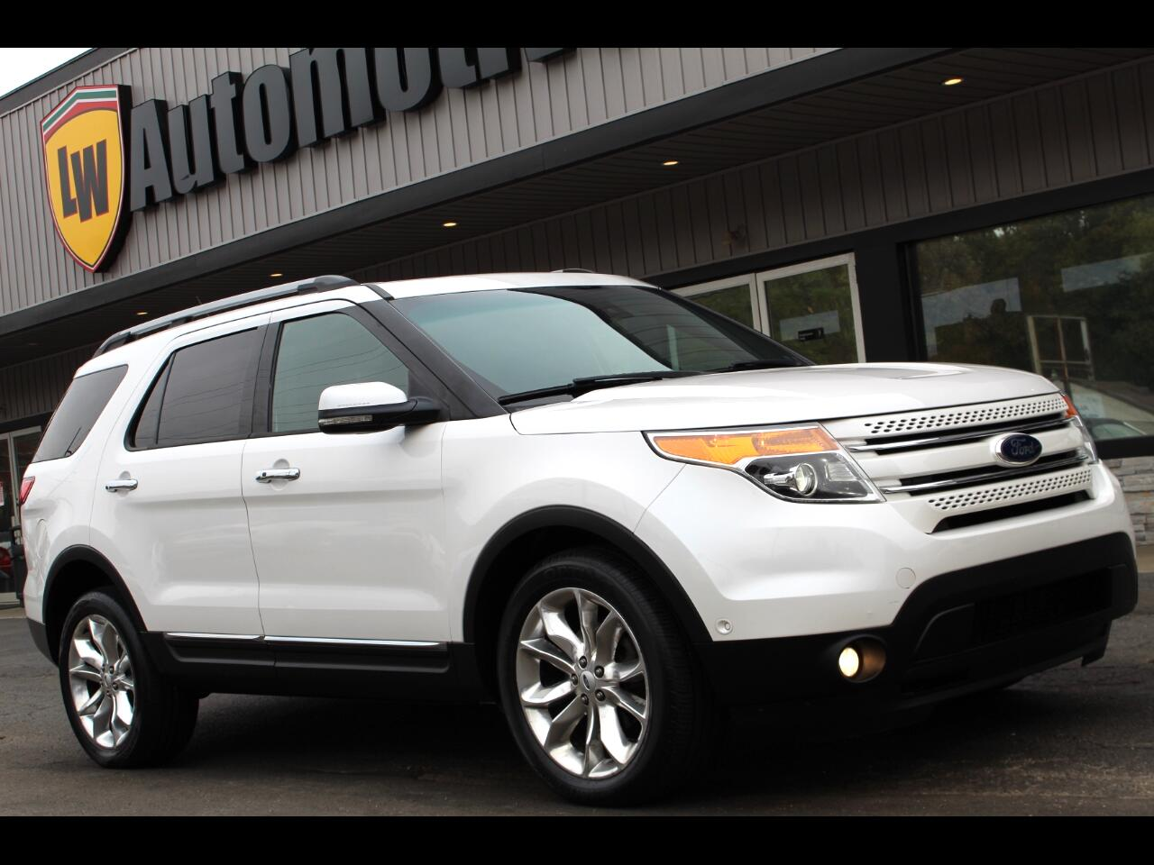 Ford Explorer 4WD 4dr Limited 2013