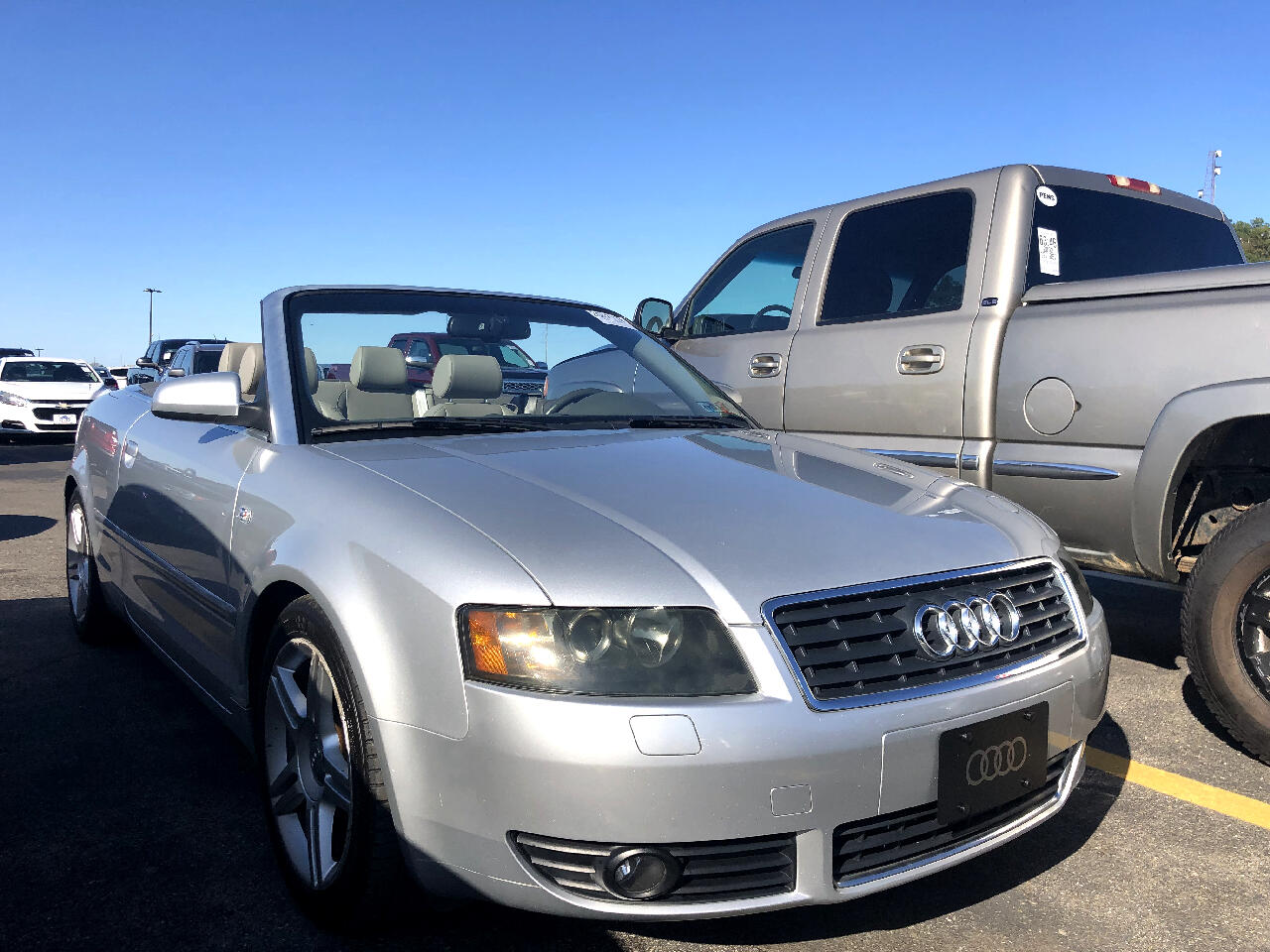 2006 Audi A4 Cabriolet 1.8T
