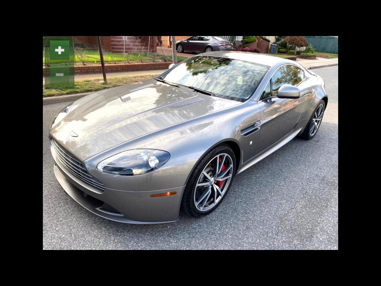 Aston Martin V8 Vantage 2dr Cpe 2014