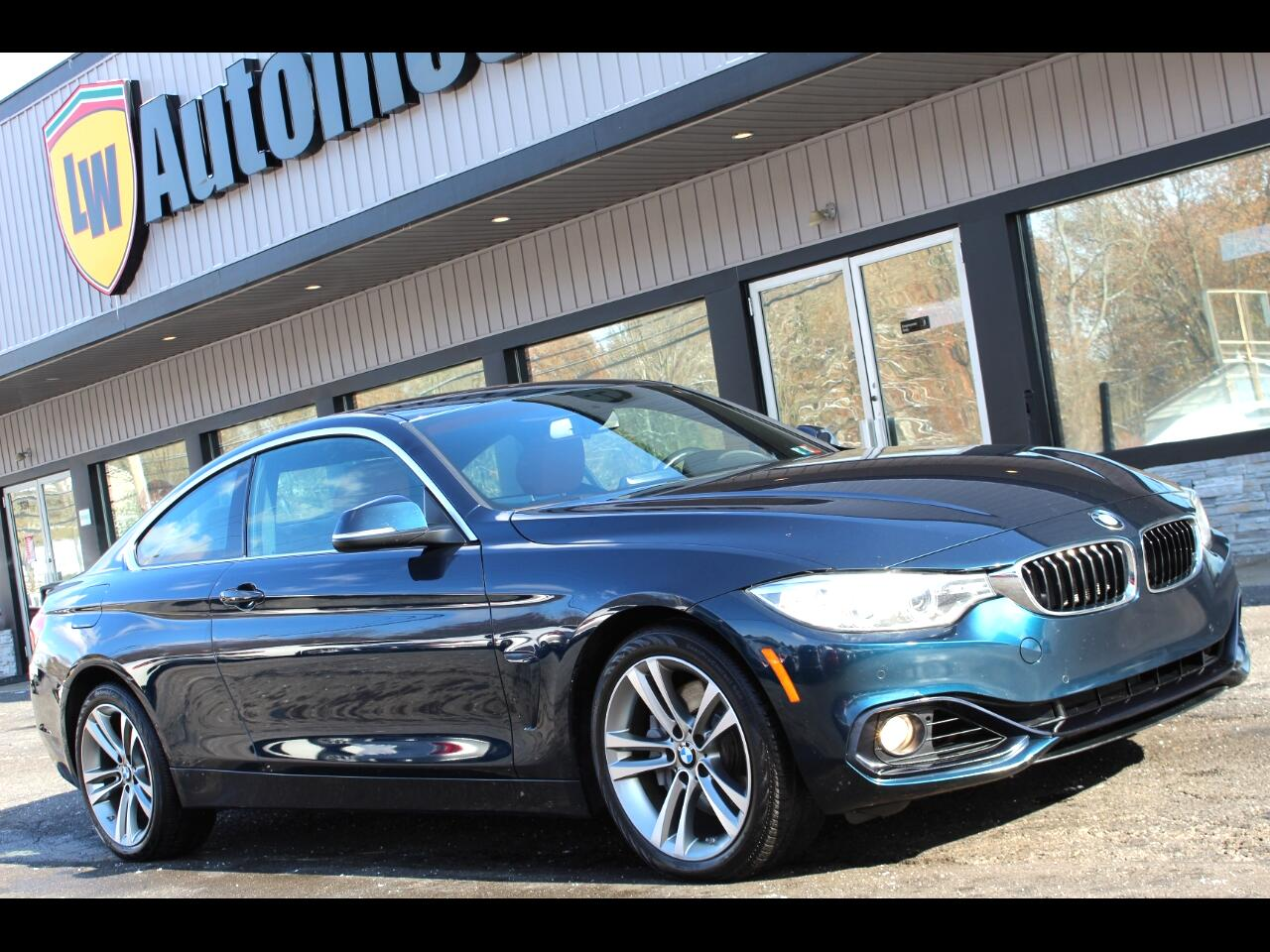 BMW 4 Series 440i xDrive Coupe 2017
