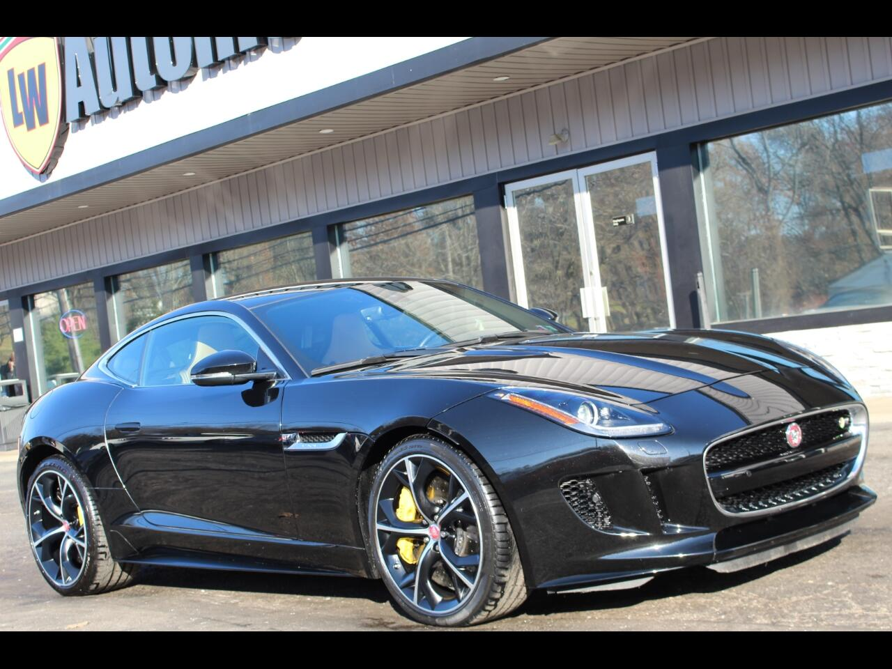 Jaguar F-Type 2dr Cpe V8 R 2015