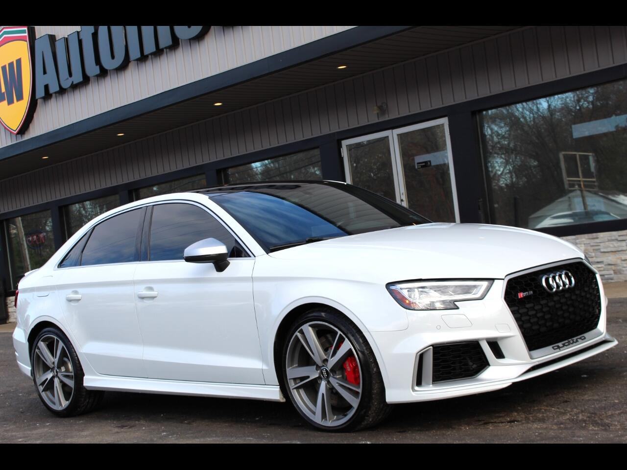 Audi RS 3 2.5 TFSI S Tronic 2017
