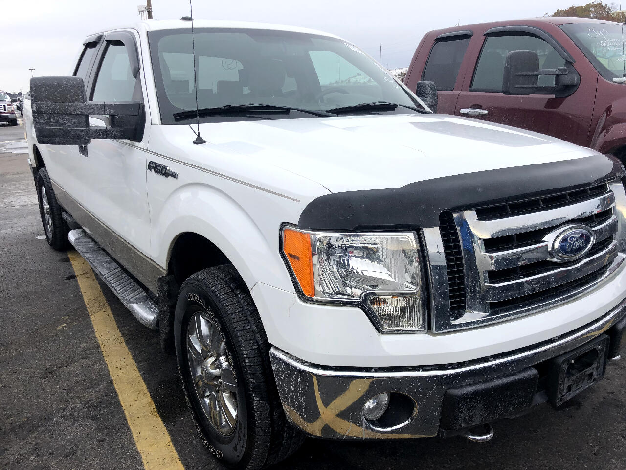 "Ford F-150 4WD SuperCab 145"" FX4 2009"