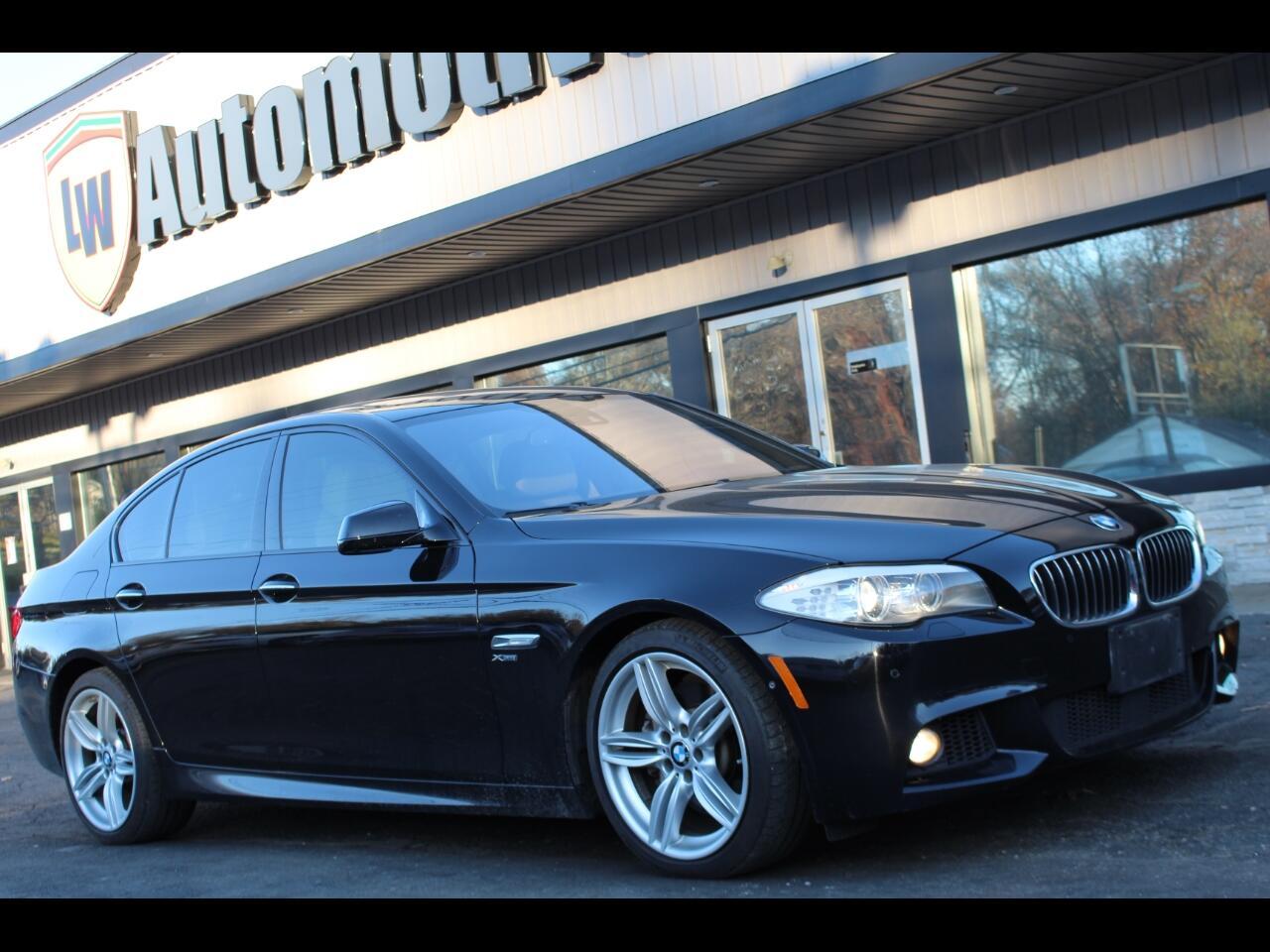 BMW 5 Series 4dr Sdn 535i xDrive AWD 2011