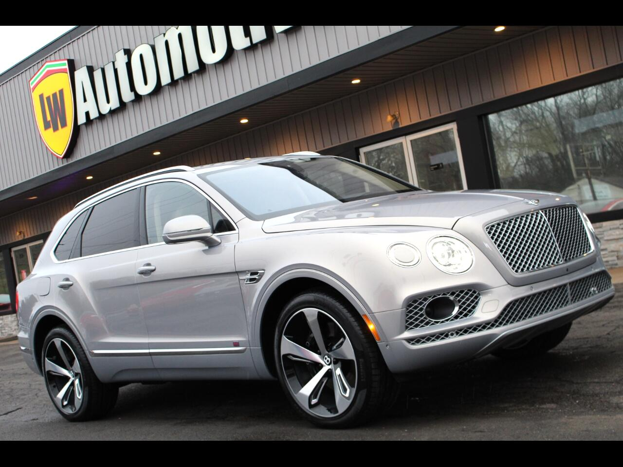 Bentley Bentayga W12 First Edition AWD 2017