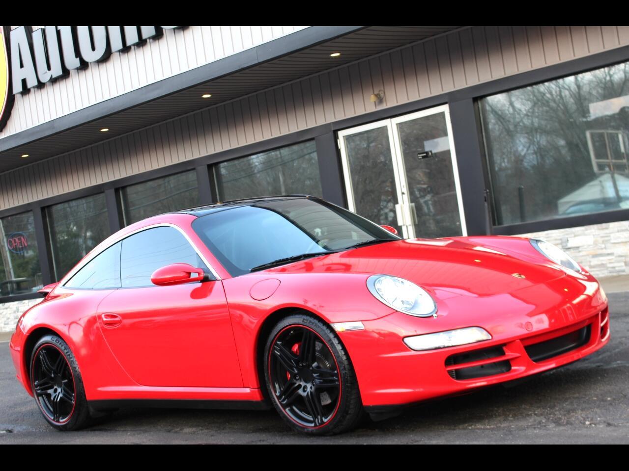 Porsche 911 2dr Targa 4S 2007