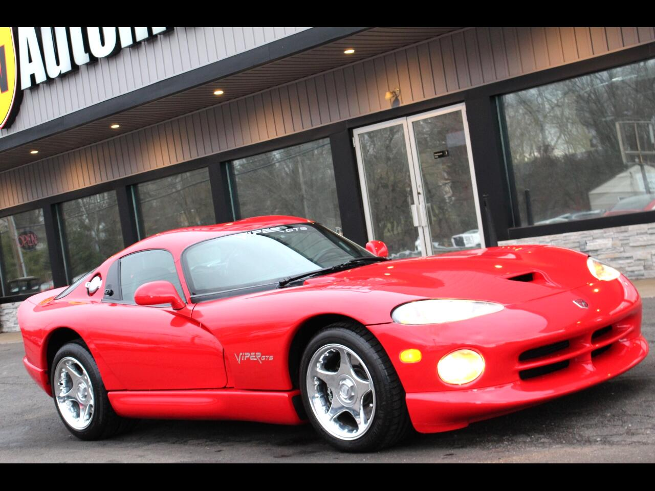Dodge Viper 2dr GTS Coupe 1998