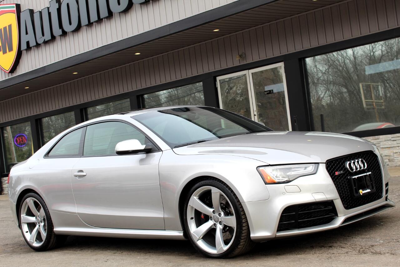 Audi RS 5 2dr Cpe 2013