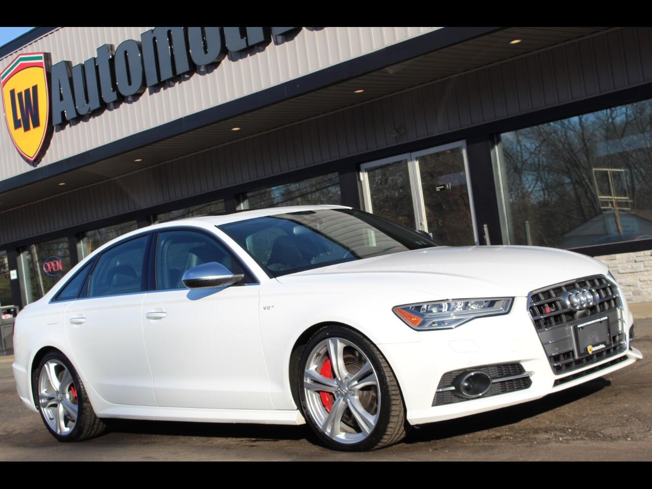 Audi S6 4.0 TFSI Premium Plus 2017