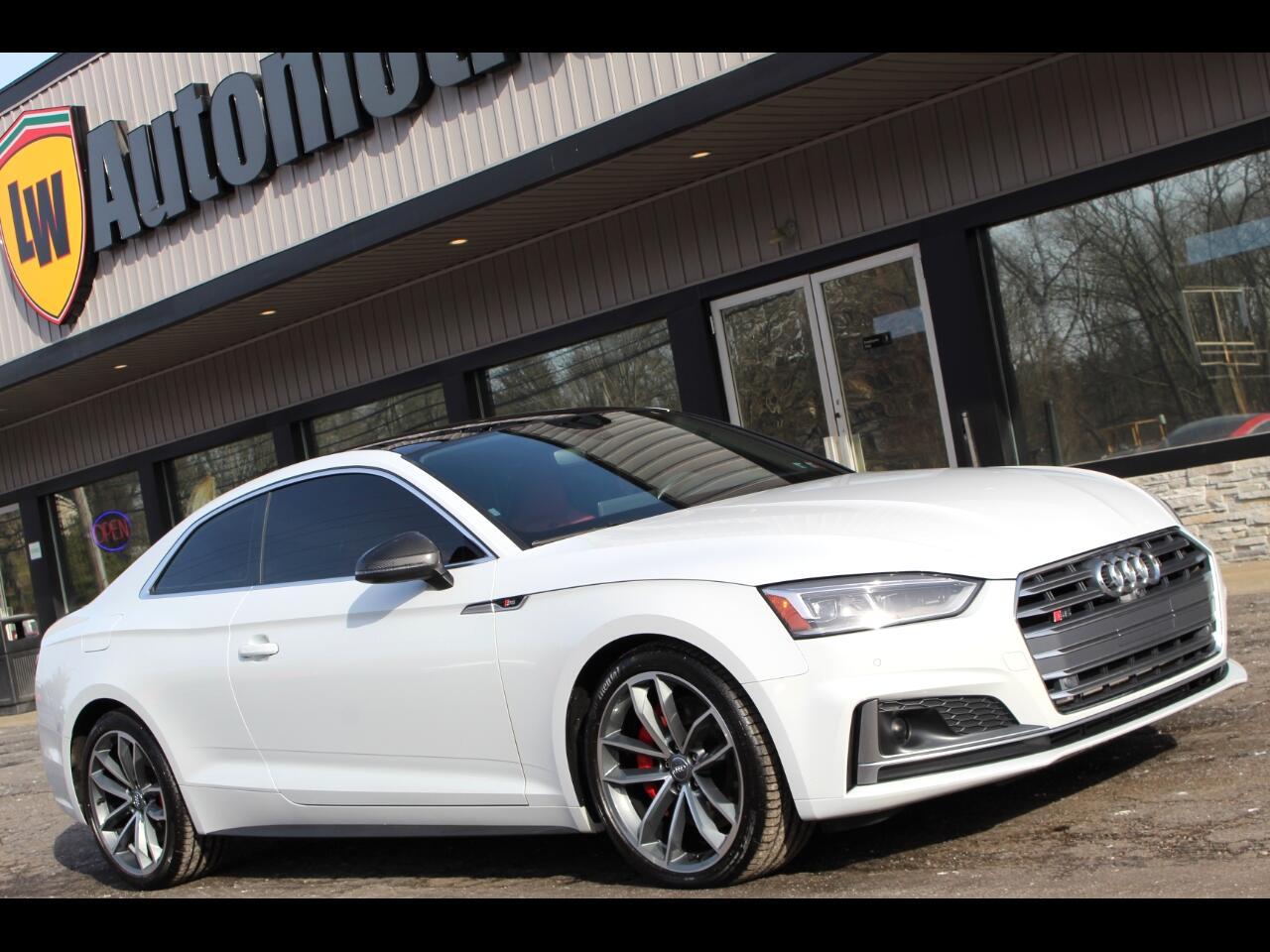Audi S5 Coupe 3.0 TFSI Prestige 2018