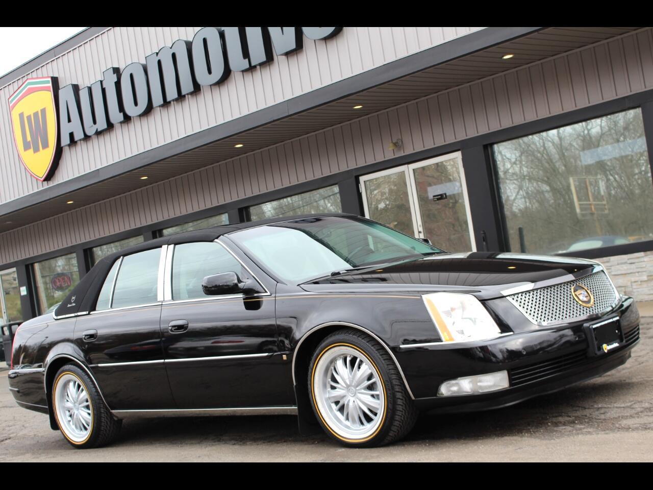 Cadillac DTS 4dr Sdn w/1SC 2009