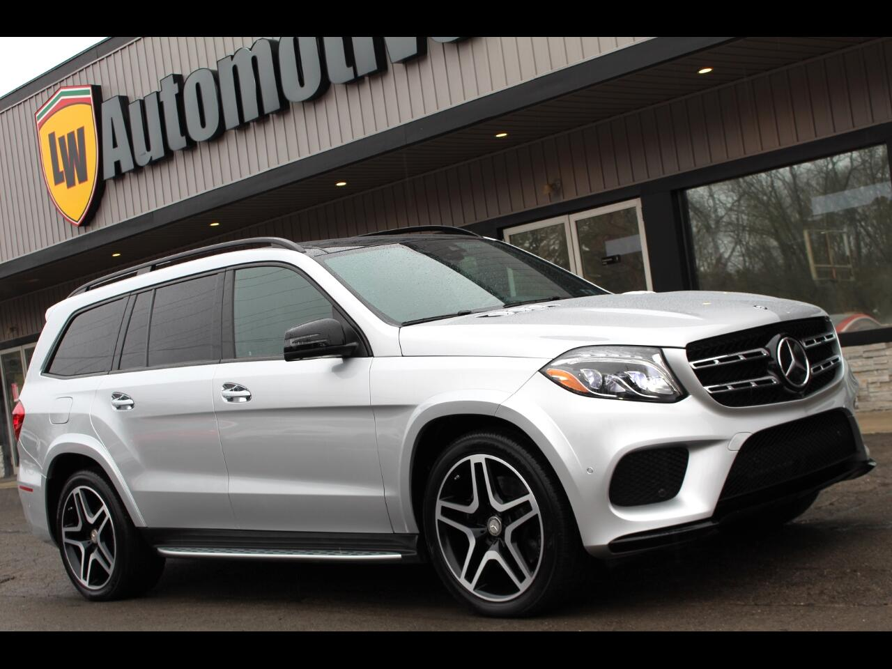 Mercedes-Benz GLS GLS 550 4MATIC SUV 2017