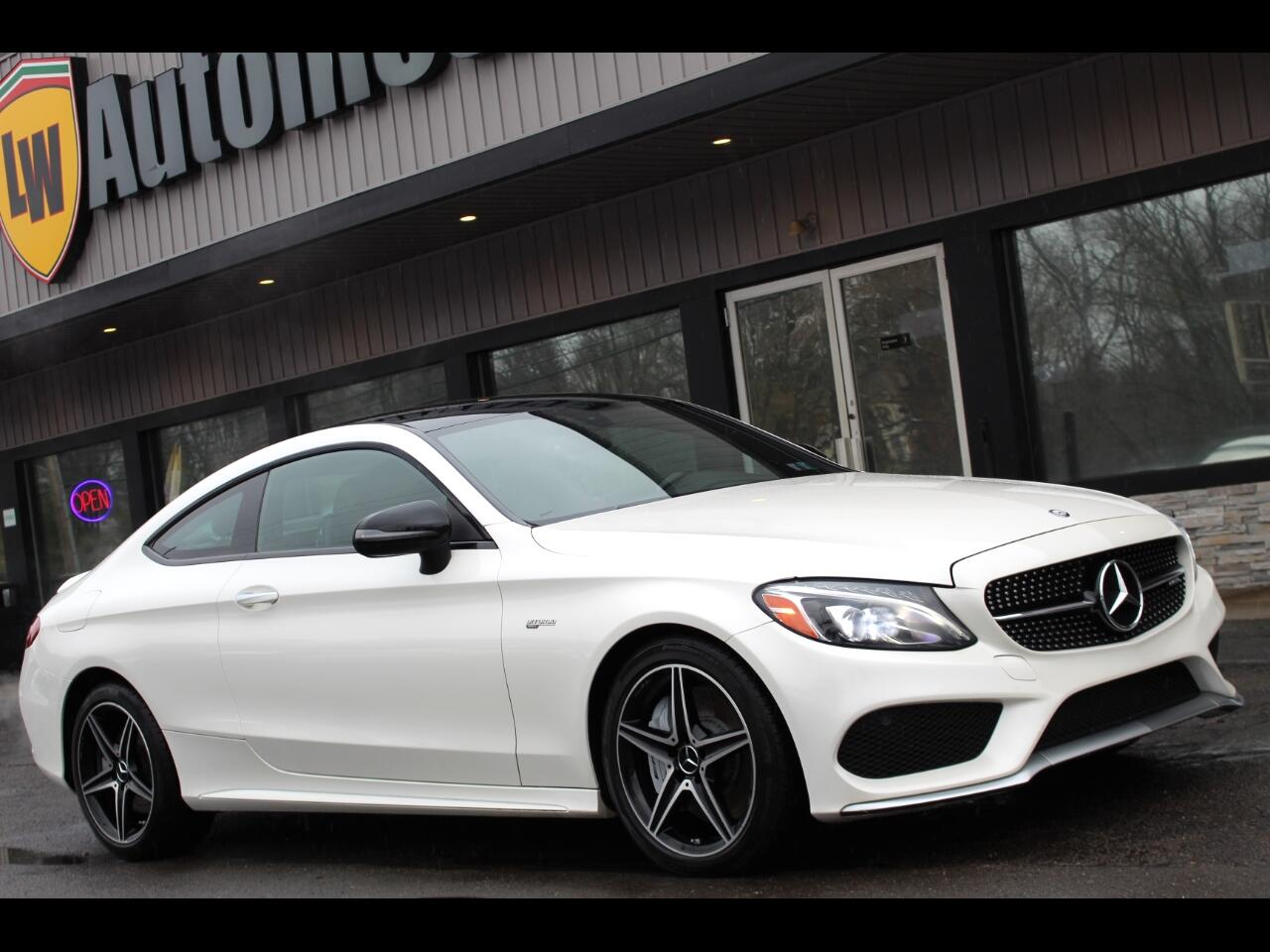 Mercedes-Benz C-Class AMG C 43 4MATIC Coupe 2017